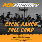 Thanksgiving Motocross Camp