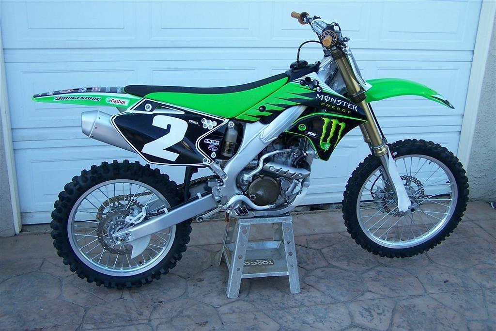 2006 KXF250