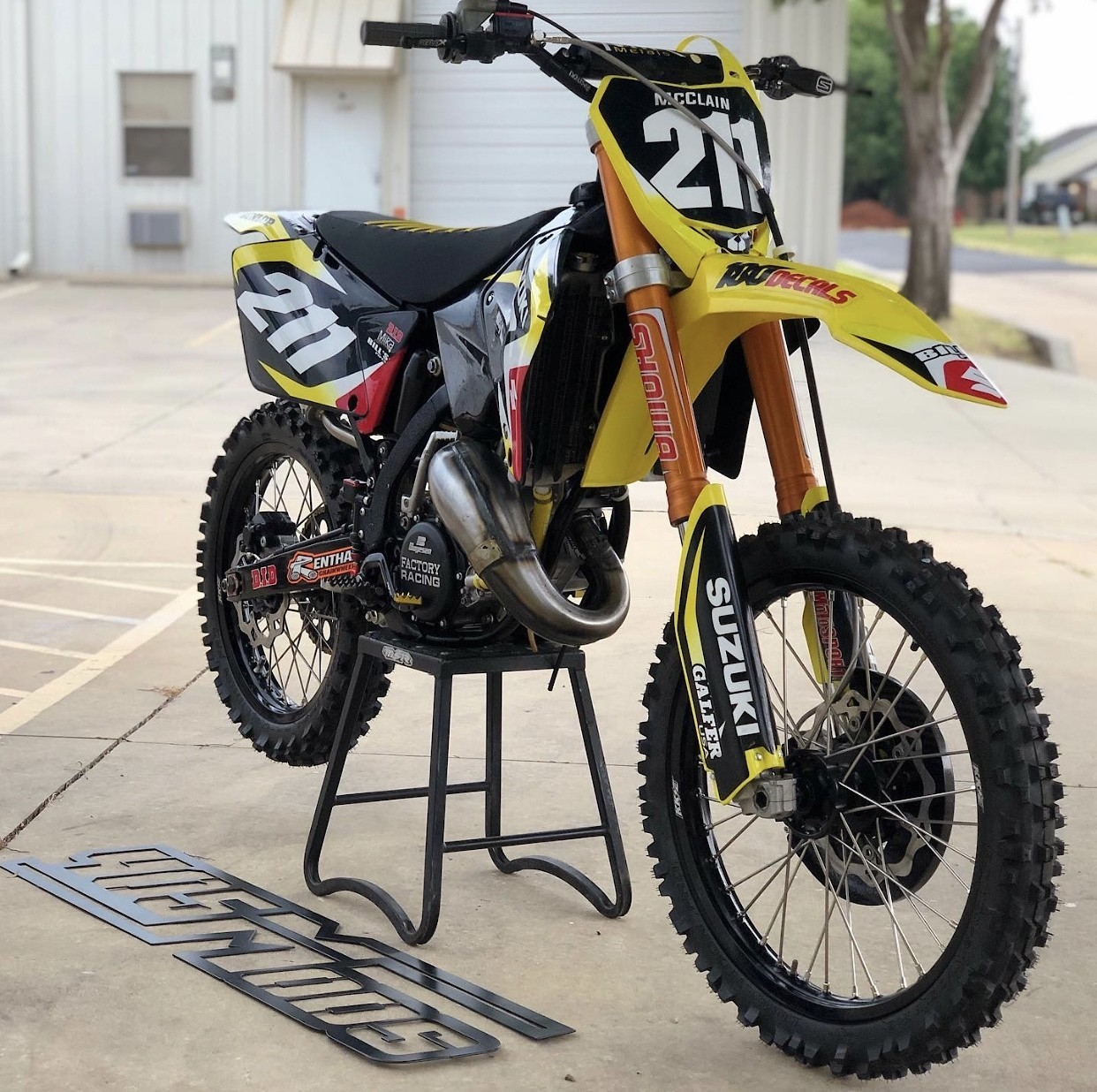 2004 Suzuki RM 125