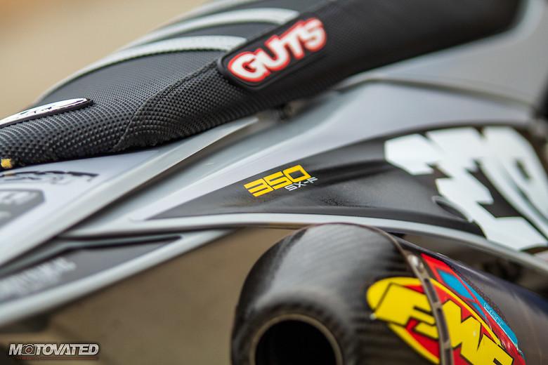 2019 KTM 350 SX-F