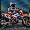 Vital MX member BK723