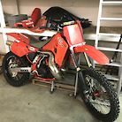 1988 CR500r full restoration with upgraded suspension
