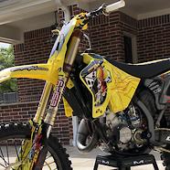 2006 RM125 MotoXXX Powell