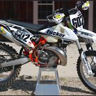 Woodsman Edition KTM