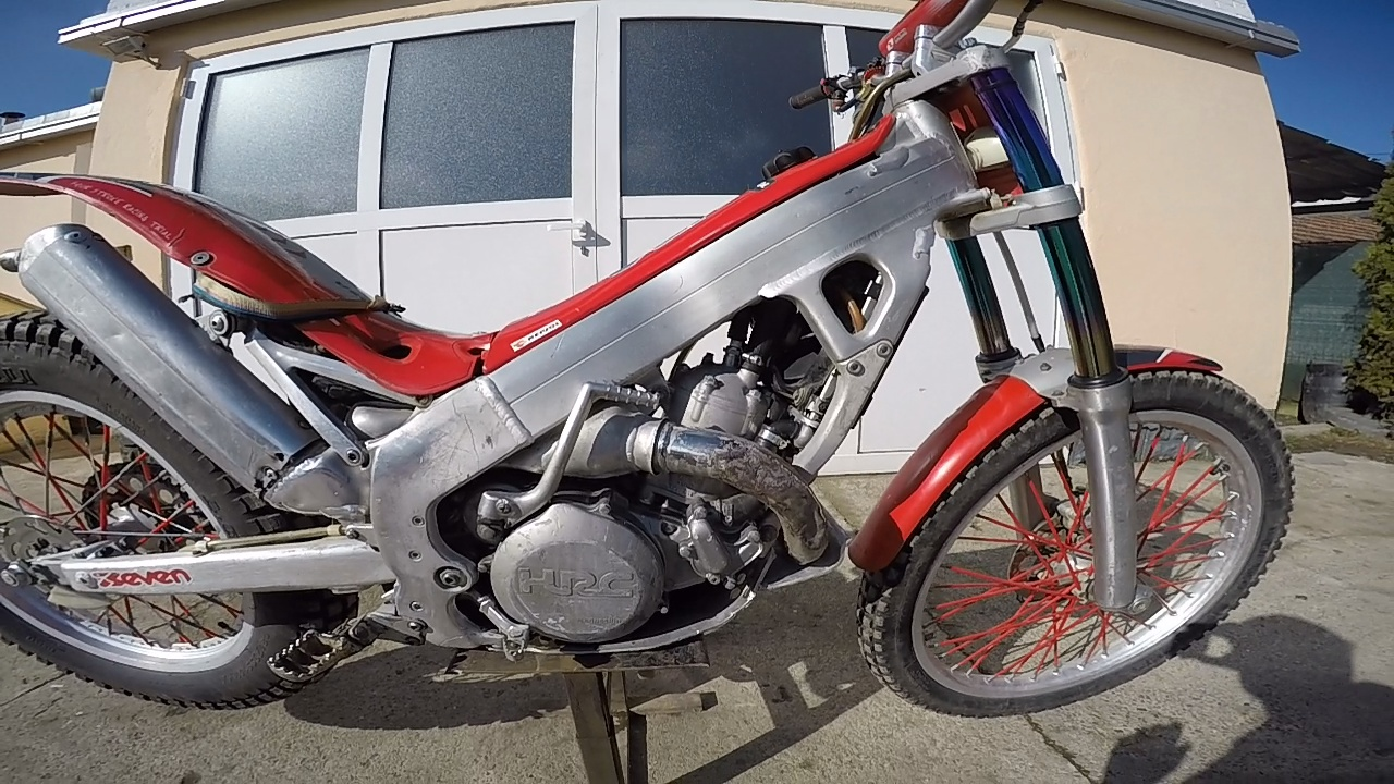 Montesa Cota 315r Trial Bike