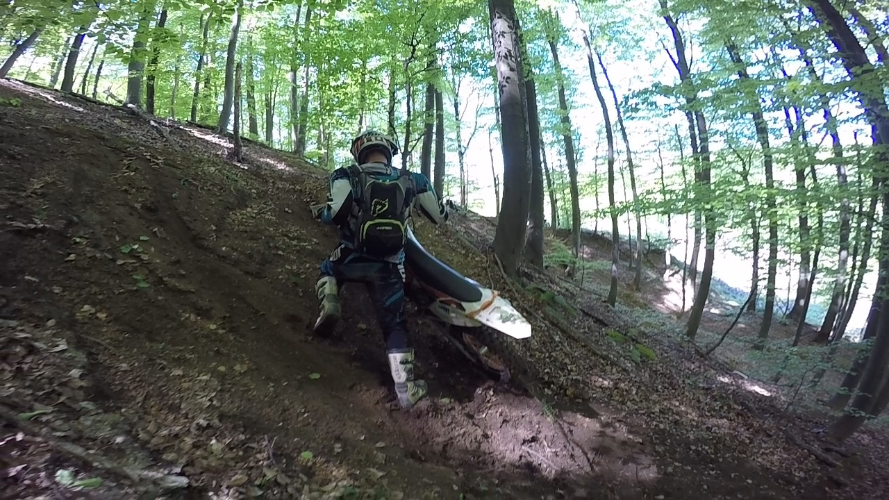 want to ride hard enduro  ?