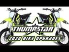 Thumpstar Version 5 Bike Upgrades and Info