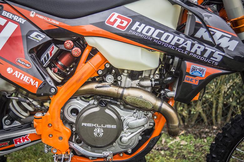 KTM 500 EXC 2019