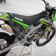 2011 KX250F.