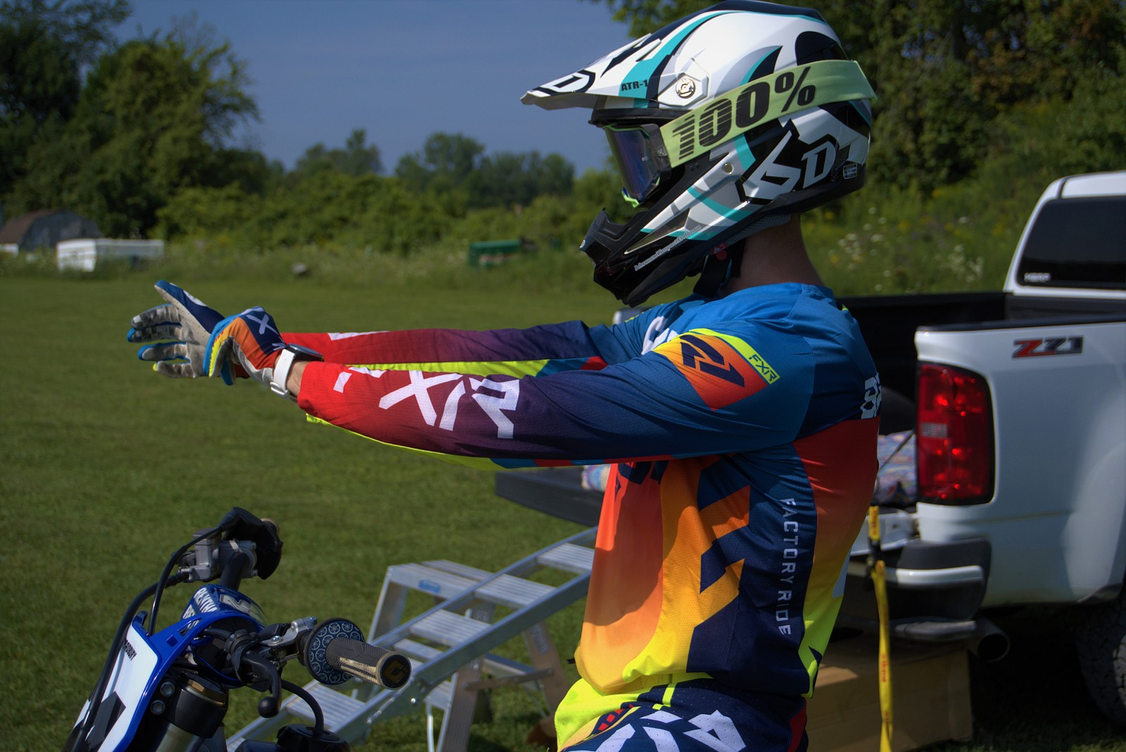 Photo 1 - DawsonBMX54 - Motocross Pictures - Vital MX