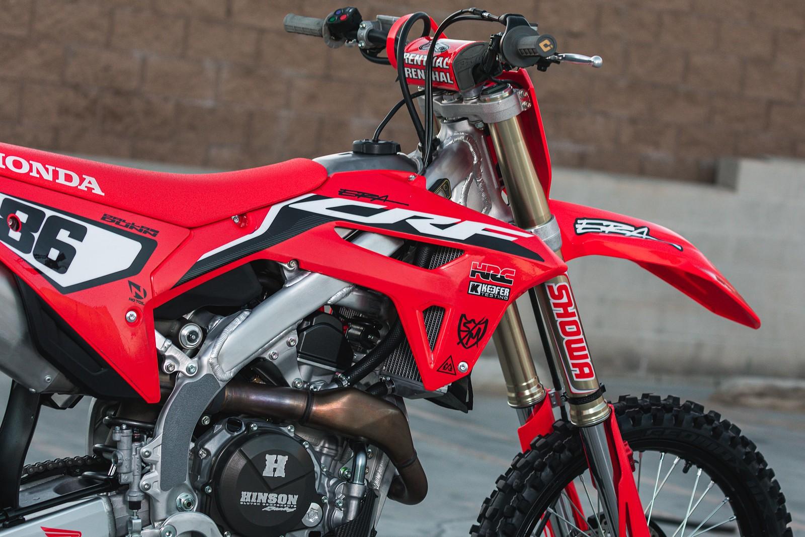 2021 CRF450R - DDunn86 - Motocross Pictures - Vital MX
