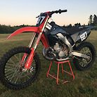 "2003 Honda CR250r ""Diamond in the Rough"""