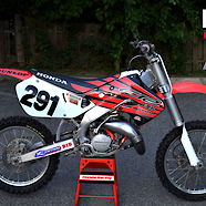 1998 CR125 Works Replica