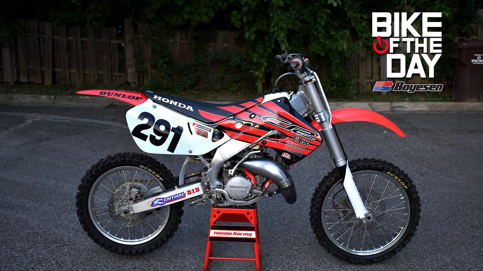 1998 CR125 Works Replica