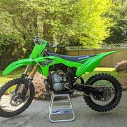 2004 Kx250
