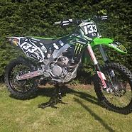 2015 KX250F