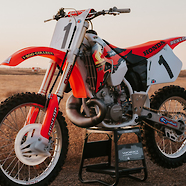 1995 Jeremy McGrath Replica/Tribute CR250R