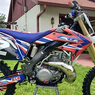 2005 cr250af