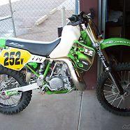 dezracr's Kawasaki