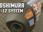 Inside Look: Yoshimura RS-12 Exhaust System