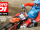 MOTO 101: How To Make Two Turns Into One