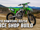 Vital MX Race Shop Build: 2020 Kawasaki KX250