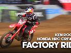 FACTORY RIDE: Ken Roczen Honda HRC CRF450R