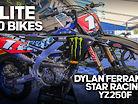 ELITE 250 BIKES: Dylan Ferrandis' YZ250F