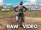 RAW: Catching Up With Pro Circuit Kawasaki