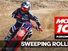 MOTO 101: Proper Technique For Sweeping Rollers