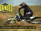Bike Test: 2021.5 HUSQVARNA FC450 ROCKSTAR EDITION Review