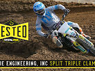 Tested: Ride Engineering, Inc. Split Triple Clamp Set