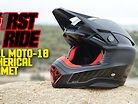 First Ride: Bell Moto-10 Spherical Helmet