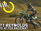 Jett Reynolds | RAW Moto At Fox Raceway