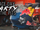 Race Day Party In the Pits | Fox Raceway One