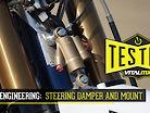 Tested: Ride Engineering Steering Damper and Mount