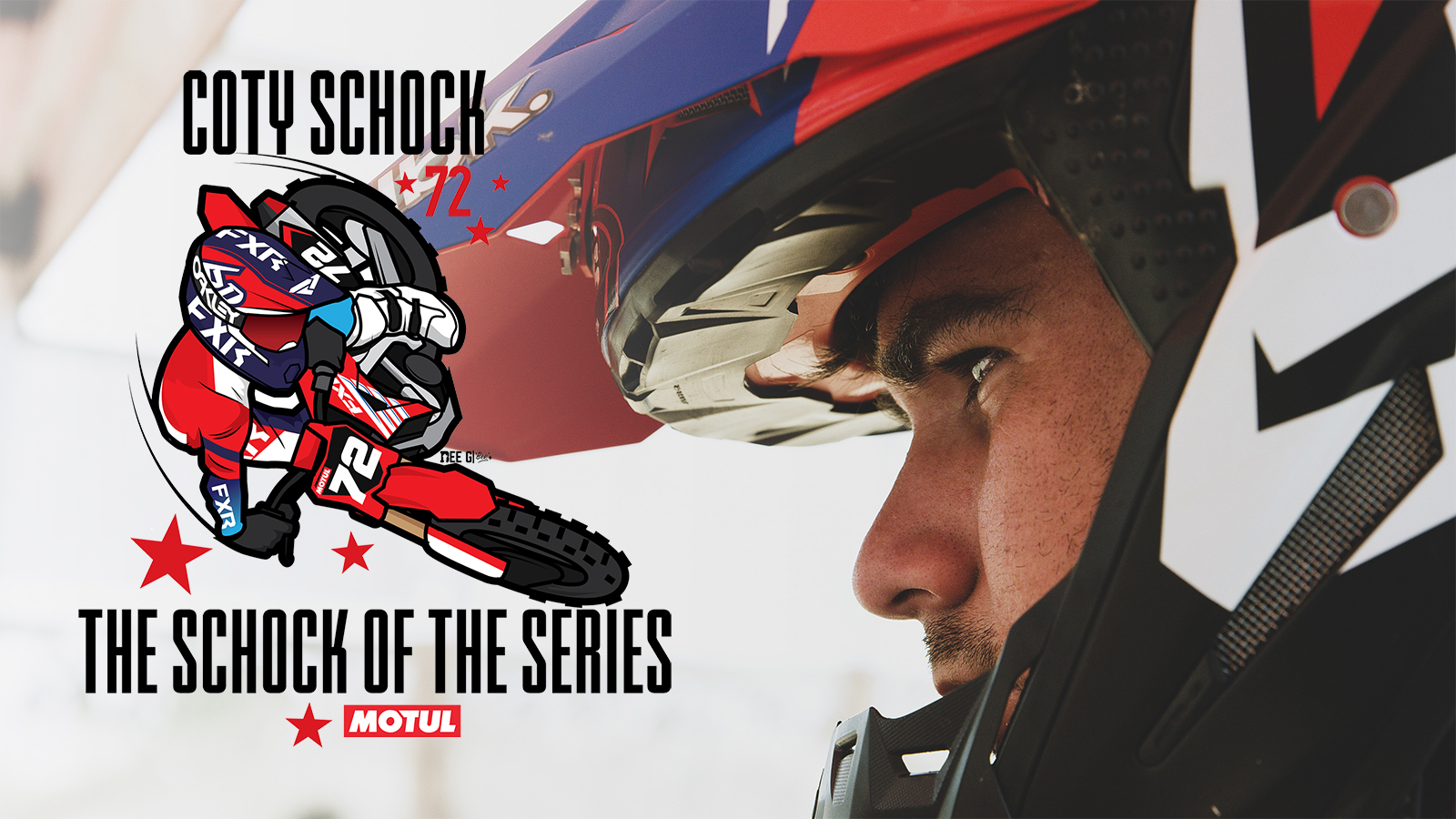 Coty Schock   The Schock of the Series