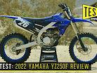 Bike Test: 2022 Yamaha YZ250F Review