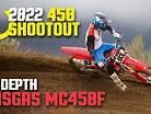 In-Depth 2022 450 Shootout: 2022 GasGas MC450F