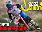 In-Depth 2022 450 Shootout: 2022 Honda CRF450R