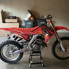 2014 Crf 450r HRC Project