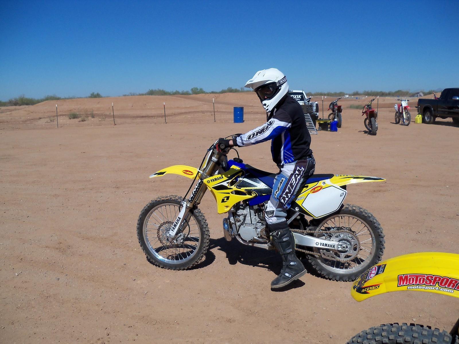 YZ - MMoen - Motocross Pictures - Vital MX