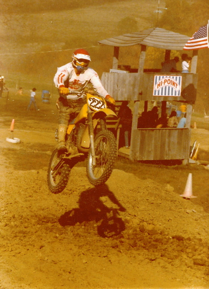 High Point 125A Oct. 1979 - mxbonz - Motocross Pictures - Vital MX