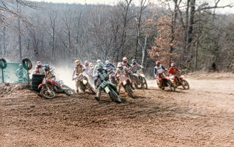 Budd's Creek Md 1984 250A - mxbonz - Motocross Pictures - Vital MX