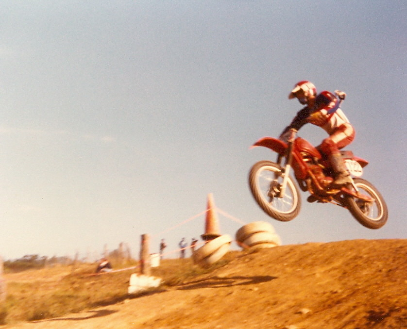 High Point 125A Oct 1980 - mxbonz - Motocross Pictures - Vital MX