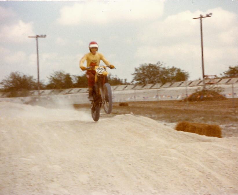 Hollywood Fl Spring 1980 - mxbonz - Motocross Pictures - Vital MX