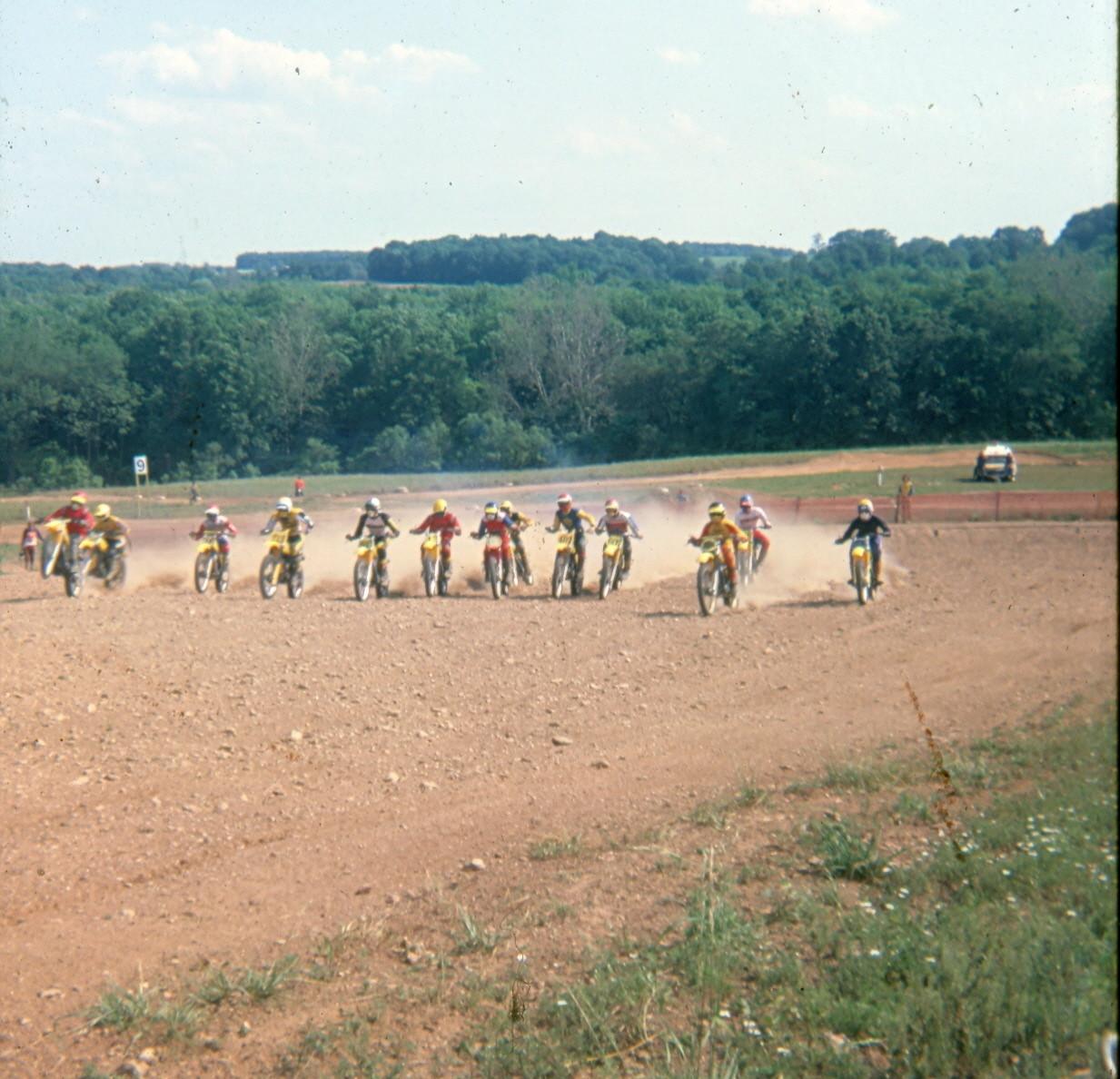 Big Berm 125B 1978 - mxbonz - Motocross Pictures - Vital MX