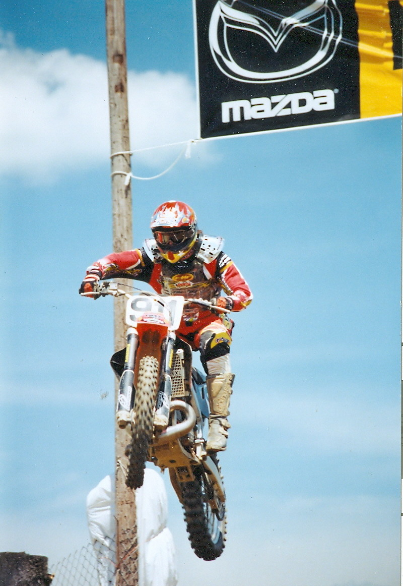 High Point 1998 250A - mxbonz - Motocross Pictures - Vital MX
