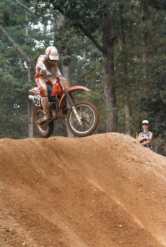 1984 White Oak MX Park - mxbonz - Motocross Pictures - Vital MX