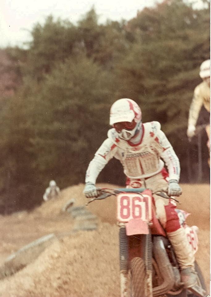 Aquasco Md 1983 - mxbonz - Motocross Pictures - Vital MX